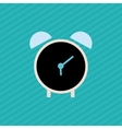 Clock icon design vector image vector image