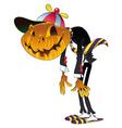 Halloween Character vector image