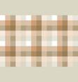 plaid diagonal fabric texture seamless pattern vector image vector image