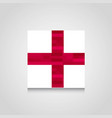 england united kingdom abstract flag background vector image