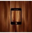 Smartphone icon Tablet symbol vector image vector image