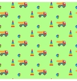 Toys for boys Pattern vector image vector image