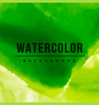 watercolor template for your text vector image vector image