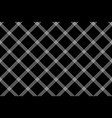black white check fabric texture simple seamless vector image vector image