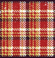 grunge tartan plaid abstract vector image vector image