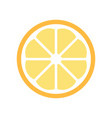 lemon icon vector image vector image