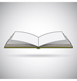 book graphic vector image