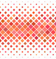 red abstract square pattern background - from vector image vector image
