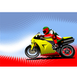 al 0833 moto 02 vector image vector image