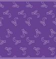 cobra snake pattern seamless color vector image