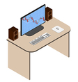 Forex analyst working place