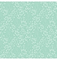 green trees texture seamless pattern vector image