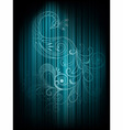 Background with peacock and stripes vector | Price: 1 Credit (USD $1)