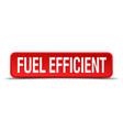fuel efficient vector image