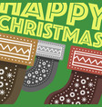 new year greeting card design vector image vector image