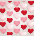 valentines day love and feelings background design vector image vector image