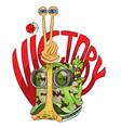 victory vector image vector image