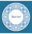 Vintage Background Traditional Islamic Motifs vector image vector image