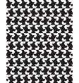 seamless monochrome patterns vector image vector image