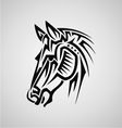 Tribal Horse vector image vector image