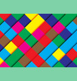 modern abstract background in colorful color vector image vector image