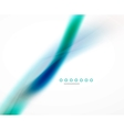 Abstract background blue wave business template