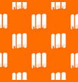 cinnamon pattern seamless vector image vector image