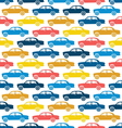 Car pattern2 vector image vector image