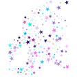 surprise party decoration vector image vector image