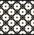 seamless geometric ornament in oriental style vector image vector image