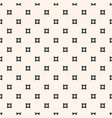 seamless pattern with small smooth squares vector image vector image