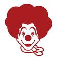 Clown2 vector image