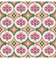 pastel floral patterns vector image vector image