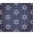 Seamless ornamental wallpaper vector image vector image