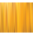 Gold cloth Golden satin Yellow background vector image