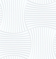 Quilling paper basic striped pin will vector image vector image
