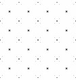 seamless pattern geometric monochrome minimalistic vector image vector image