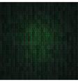 hex-code digital background vector image