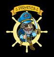 Pirates vector image