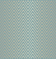 trendy simple seamless zig zag golden geometric vector image