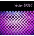 Abstract violet tempate vector image vector image
