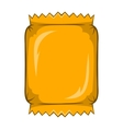Packaging for chocolate icon cartoon style vector image vector image