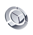 Design logo Stock vector image vector image