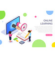 isometric online learning concept learning a vector image