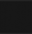 knit texture black color seamless pattern fabric vector image vector image