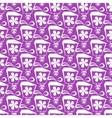 Seamless patterns with gift boxes vector image