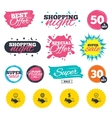 Handshake icons World Smile happy face vector image vector image