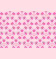 beauty pink floral texture vector image vector image