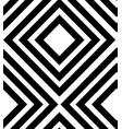 black stripes pattern vector image vector image