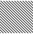 diagonal wavy lines seamless pattern stripes vector image
